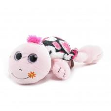 Zsebi - rózsaszín plüss teknős