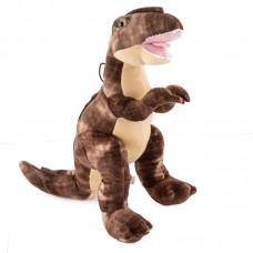 Barna T-rex - plüss dinó