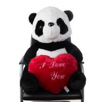Mirtián a szerelmes - nagy plüss panda