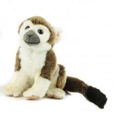 Unit - plüss csukjás majom