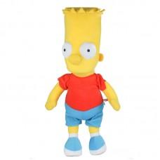Bart Simpson plüss figura