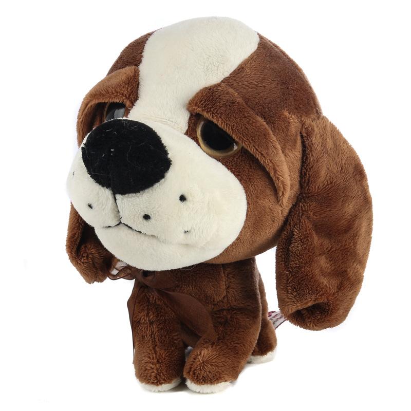 BigHead  - basset hound plüss kutya