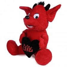 Lucifer - plüss ördög
