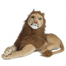 id. Sinha - plüss oroszlán