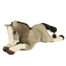 Nord - szürke plüss ló