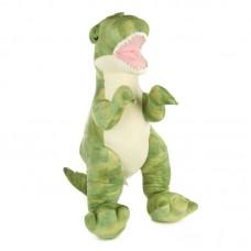 Óriás zöld T-rex - plüss dinó