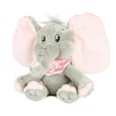 Ormi - plüss elefánt kendővel