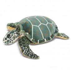 Glenn - nagy mértű plüss teknős