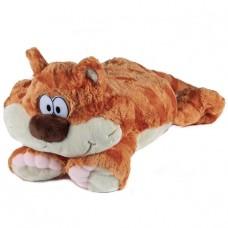 Grimmi - Narancssárga plüss cica