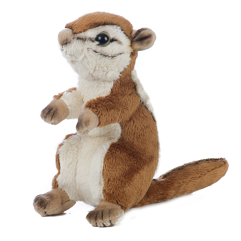 Freddie - plüss szibériai mókus