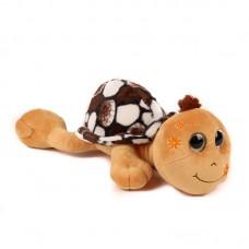 Roozy - barna plüss teknős