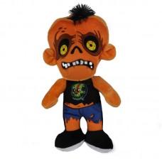 Narancssárga plüss zombi