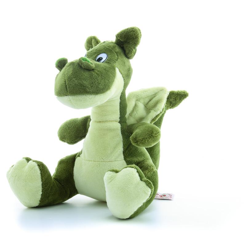 Plüss sárkány - 15cm
