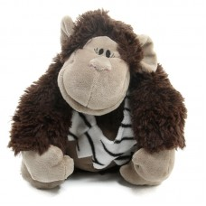Géza - plüss majom