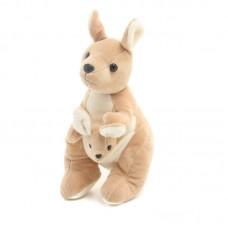 Léna és Lili - plüss kenguru