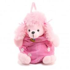 Pinky - plüss hátizsák