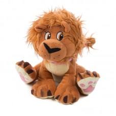 Khadim - plüss oroszlán