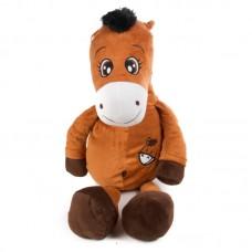 Dezső - plüss ló