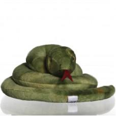 Sziszi - tekert plüss kígyó