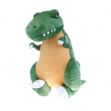 Plüss dinoszaurusz - zöld