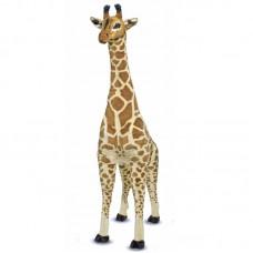 Melanie - óriási plüss zsiráf