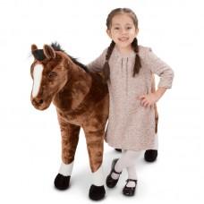 Joey - hatalmas plüss ló