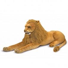 Leon - óriási plüss oroszlán