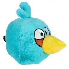 Kék Angry Birds plüss madár