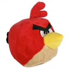Piros Angry Birds plüss madár