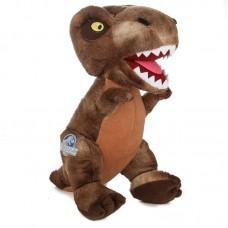 T-rex - Jurassic World plüss figura