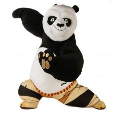 Po - óriás kung fu panda harcos pózban