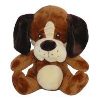 id. Lógófülű Leopold - plüss kutya