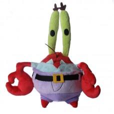 Rák úr - SpongyaBob plüss figura